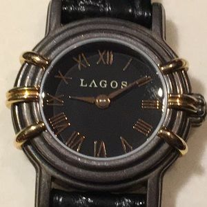 Lagos Caviar Watch